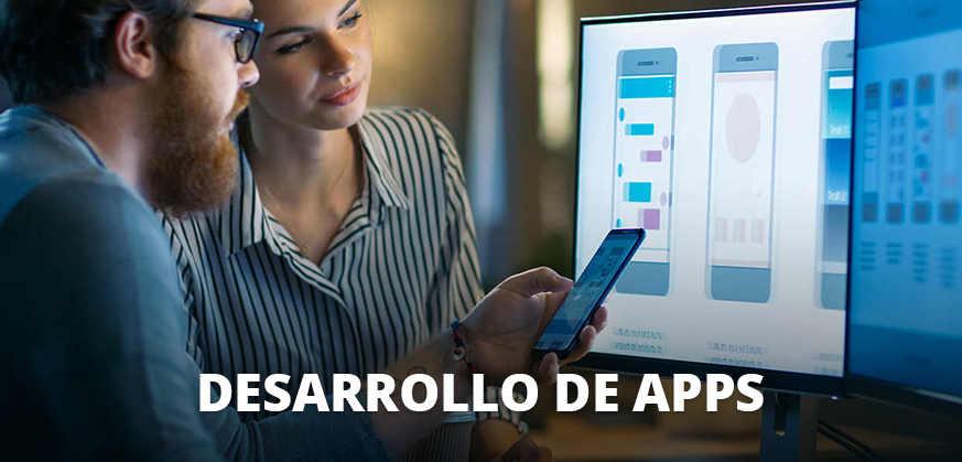 Desarrollo de apps 1 lsisoluciones